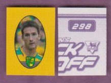 Norwich City Adam Drury 298